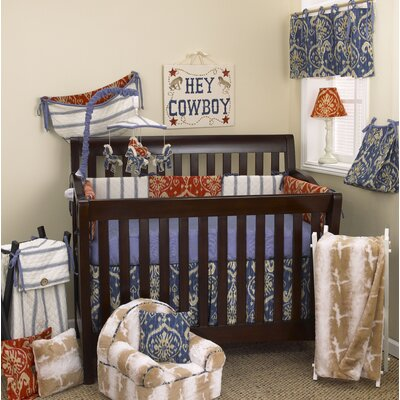 Sidekick 8 Piece Crib Bedding Set image