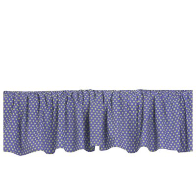 Periwinkle Bed Skirt Size: Twin