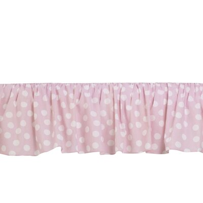Poppy Bed Skirt Size: Twin