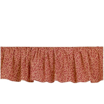 Peggy Sue Bed Skirt Size: Twin