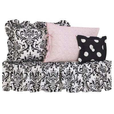 Girly Bedding Set Size: Twin