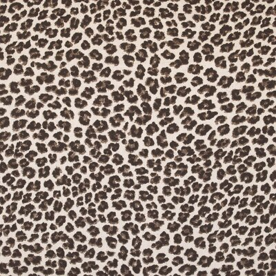 Here Kitty Kitty Leopard Print Fabric