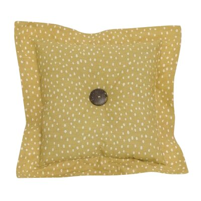 Peggy Sue Dotted Throw Pillow