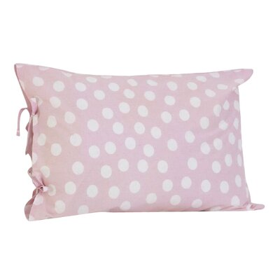 Poppy Plain Pillow Cover