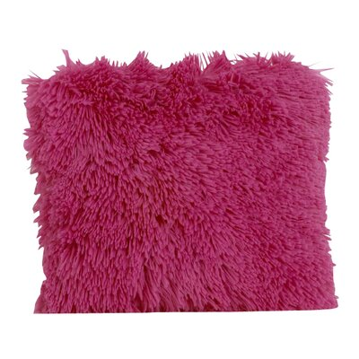 Fur Throw Pillow