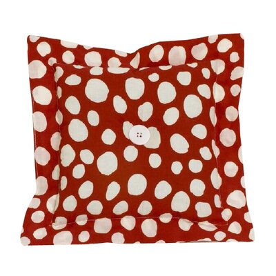 Dotted Throw Pillow