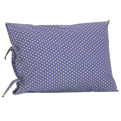 Periwinkle Plain Pillow Cover