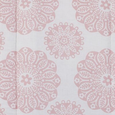 Sweet and Simple Medallion Fabric