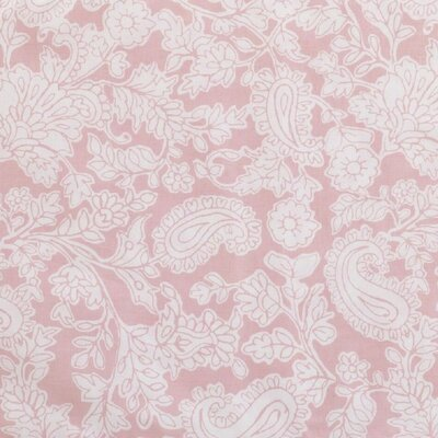 Sweet and Simple Paisley Floral Fabric