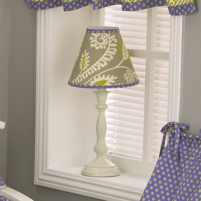 Periwinkle 9 Cotton Empire Lamp Shade