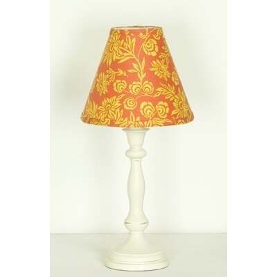 Zumba Standard Lamp and Shade