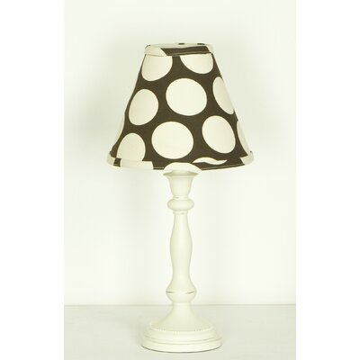 Raspberry Dot Standard Lamp and Shade