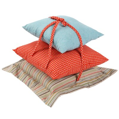 Clendon 3 Piece Pillow Set