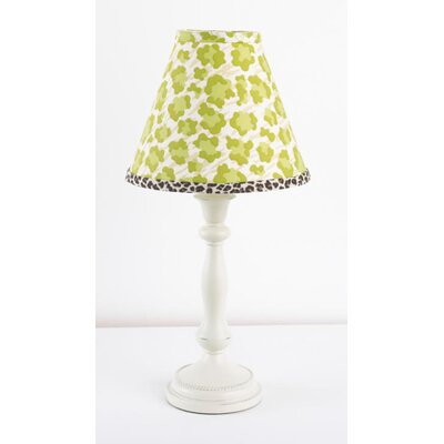 Here Kitty Kitty Stand Lamp and Shade