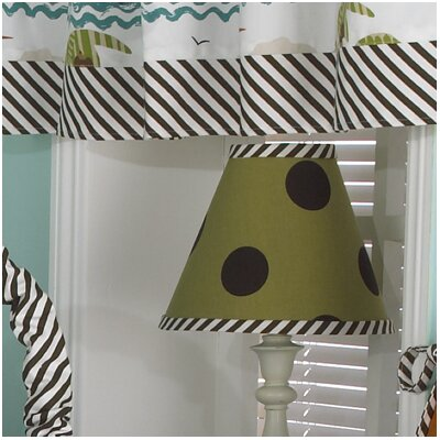 Aye Matie 9 Cotton Empire Lamp Shade