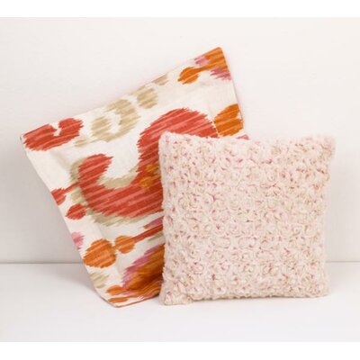 Sundance 2 Piece Cotton Throw Pillow Set