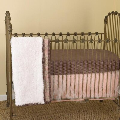 Rutledge 3 Piece Crib Bedding Set HBEE4919 41566173