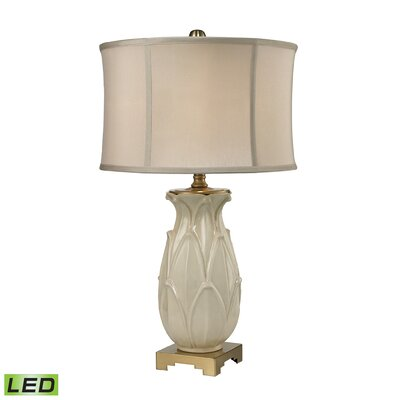 Leaf 30 Table Lamp Bulb: 1 x 9.5W Medium Base LED, 800 Lumens Bulb