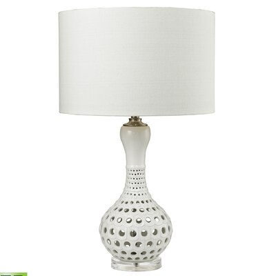 Open Work 33 Table Lamp Bulb: 1 x 9.5W Medium Base LED, 800 Lumens Bulb