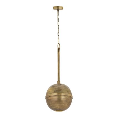 Dangelo Spot Globe 1-Light LED Mini Pendant