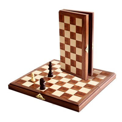 """Wood Expressions 11"""" Travel Magnetic Chess Set at Sears.com"""