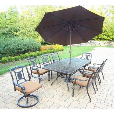 Dining Set Cushions Umbrella - Product photo