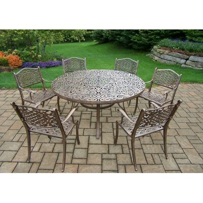 Mississippi 7 Piece Dining Set