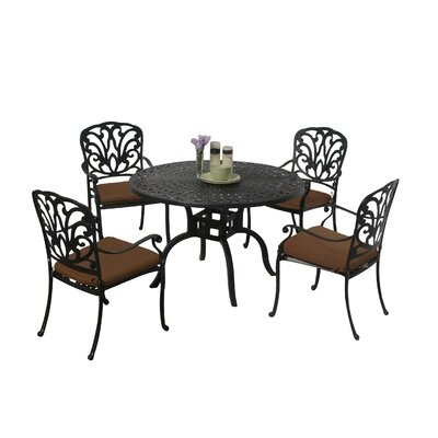 Oakland Living Hampton Dining Set with Cushions at Sears.com
