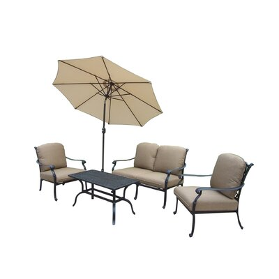 Bosch Chat Set with Umbrella