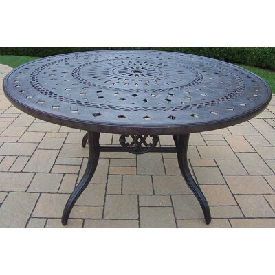 Dining Table Table Size: 46 L x 46 W