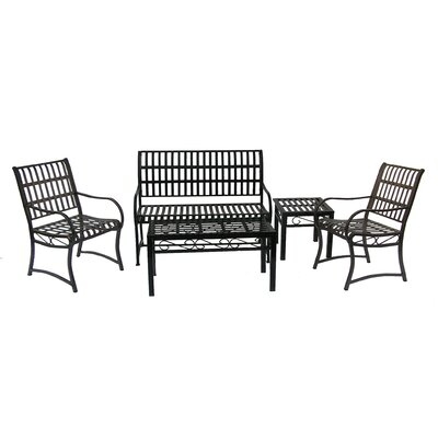 Noble 5 Piece Lounge Seating Group