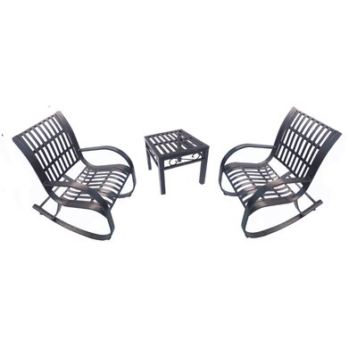 Noble 3 Piece Dining Set