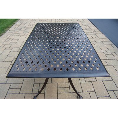 Rose Rectangular Dining Table