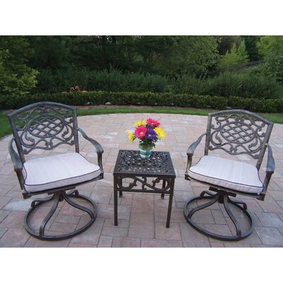 Conversation Set Cushions Frame 3694