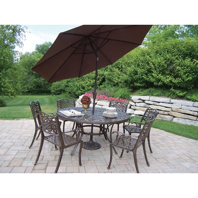 Stylish Dining Set Umbrella Cushion Product Photo
