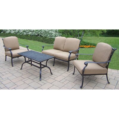 Image of Bosch 4 Piece Conversation Set with Cushions