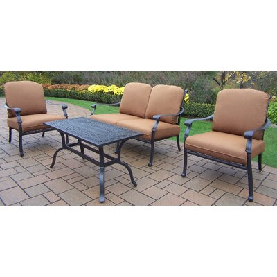 Bosch 4 Piece Deep Seating Group Set
