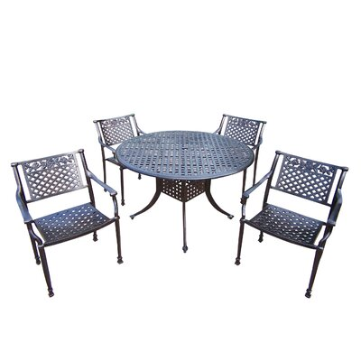 Rose 5 Piece Dining Set