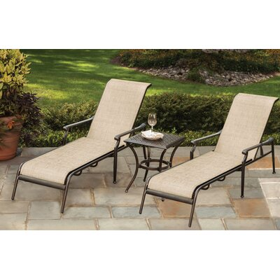 Bali 3 Piece Lounge Seating Group