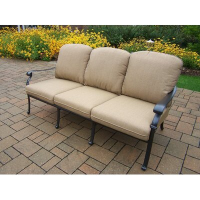 Hampton Deep Seating Sofa with Cushions