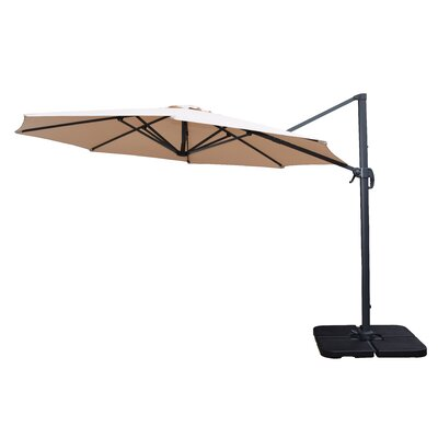 Cantilever Free Standing Umbrella Stand