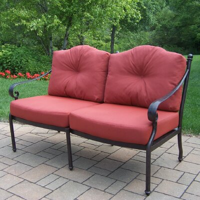 Berkley Deep Seating Loveseat with Cushions
