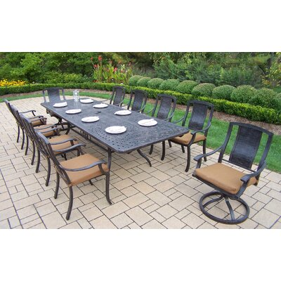 Vanguard Dining Set - Product photo