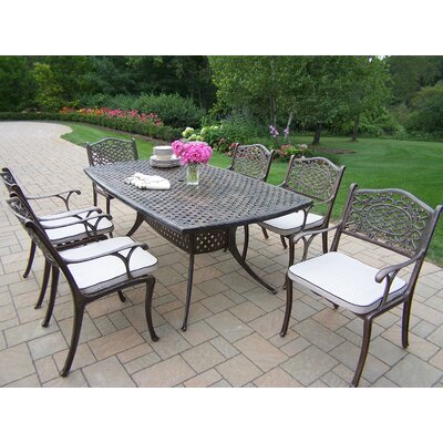 Oxford Mississippi Dining Set with Cushions