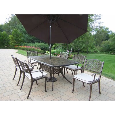 Exquisite Dining Set Umbrella Product Photo