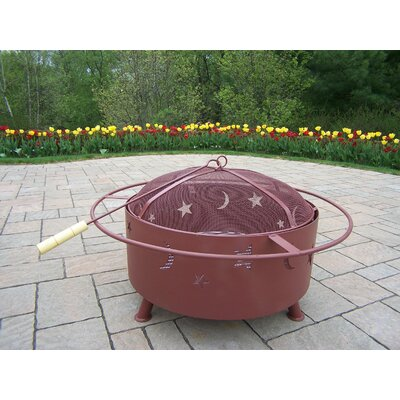 No credit check financing Star and Moon Fire Pit...