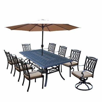Rust Resistant Aluminum Dining Set Cushions 154