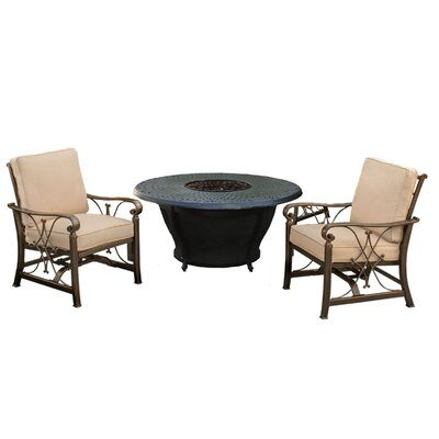 Owego 6 Piece Conversation Set with Cushions