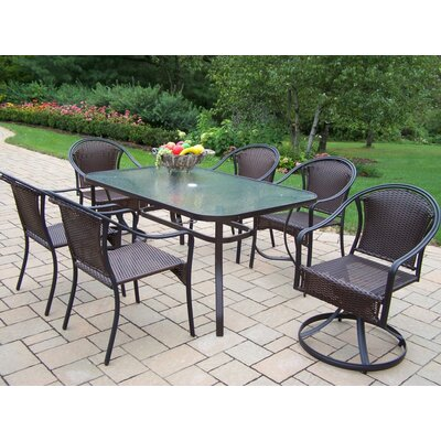 Tuscany 7 Piece Dining Set