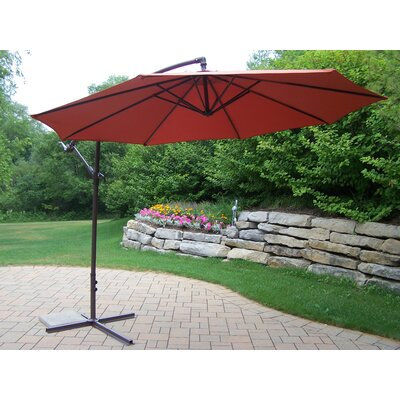 Bosch 10 Umbrella Fabric: Burnt Orange